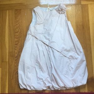 Crewcuts size 10 pale pink dress